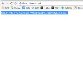 Wordpress问题之