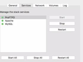 在苹果笔记本Mac系统下安装XAMPP并搭载Wordpress的教程