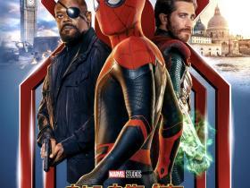 《蜘蛛侠:英雄远征》:为了等彩蛋我看了至少7分钟字幕,等到了一对小绿人