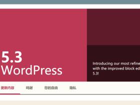 更新个WordPress实在是太难了