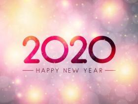 2020年新年快乐