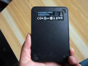 有关西部数码的WD 移动硬盘,原来质量还真是挺好的