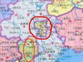 白潮河岸旁,京畿的廊坊飞地——也是中国最大的县级飞地