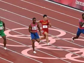 苏炳添奥运会百米第六:打破黑人爆发力神话,信心最重要